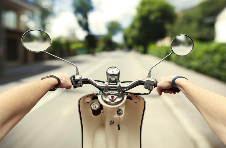 Moped Training