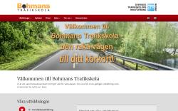 Bohmans trafikskola