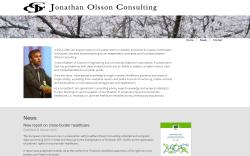 Jonathan Olsson Consulting